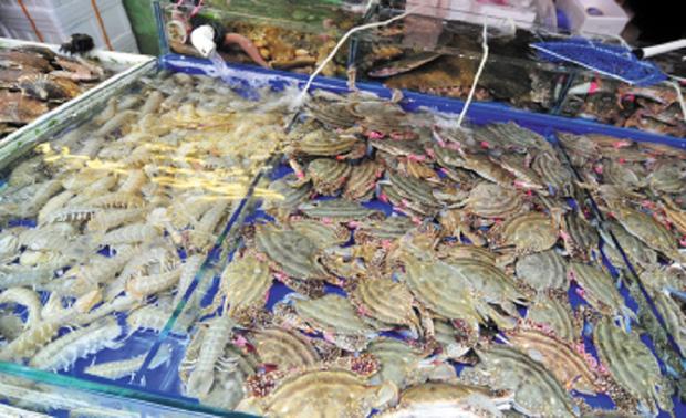 北京海鲜市场