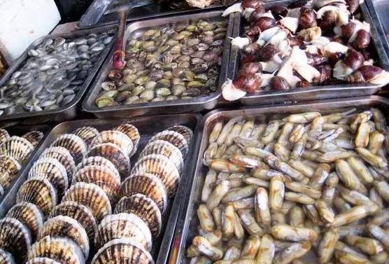 苏州海鲜市场