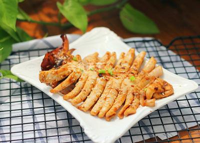 海鲜菜谱及做法:鱿鱼的做法大全
