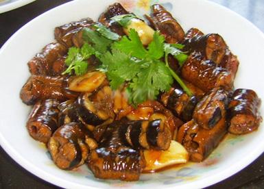深山好吃的野味:野生黄鳝的菜谱做法大全