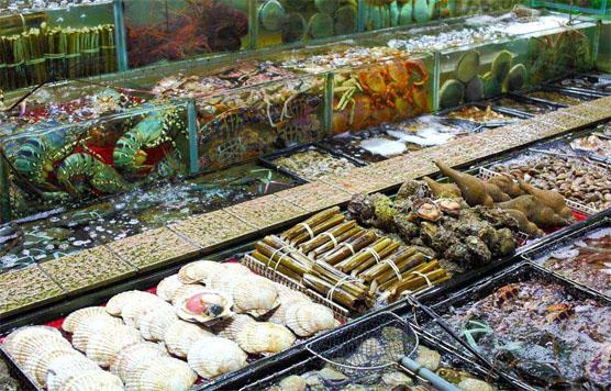 深圳海鲜市场