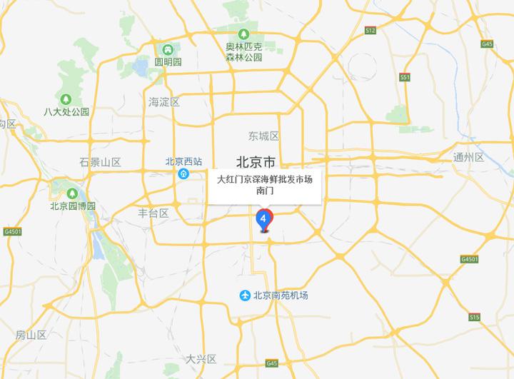 京深海鲜市场地址