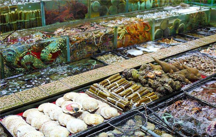 京深海鲜市场