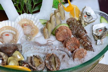 海鲜品种大全
