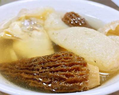 羊肚菌怎么做好吃?羊肚菌炖汤最佳做法